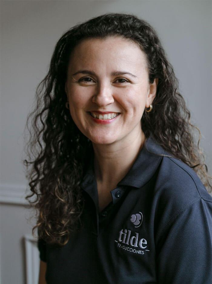 Natalia Acuña, Gestora de proyectos de traducción oficial y Fundadora de Tilde Traducciones