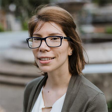 Johanna Céspedes, traductora en Tilde Traducciones